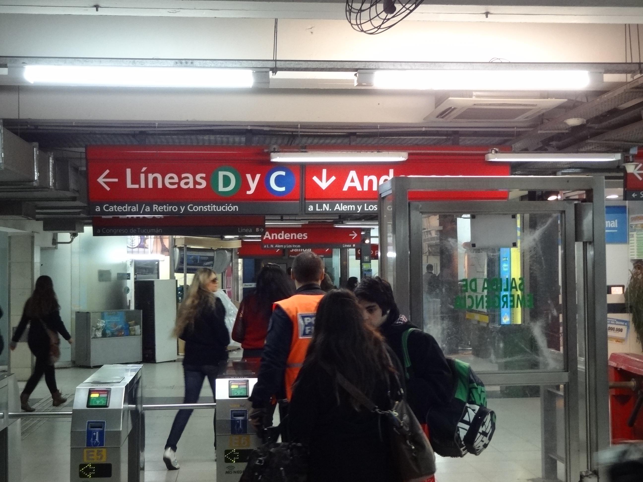 metro-buenos-aires-subte-transporte Buenos Aires, a Primeira Vez