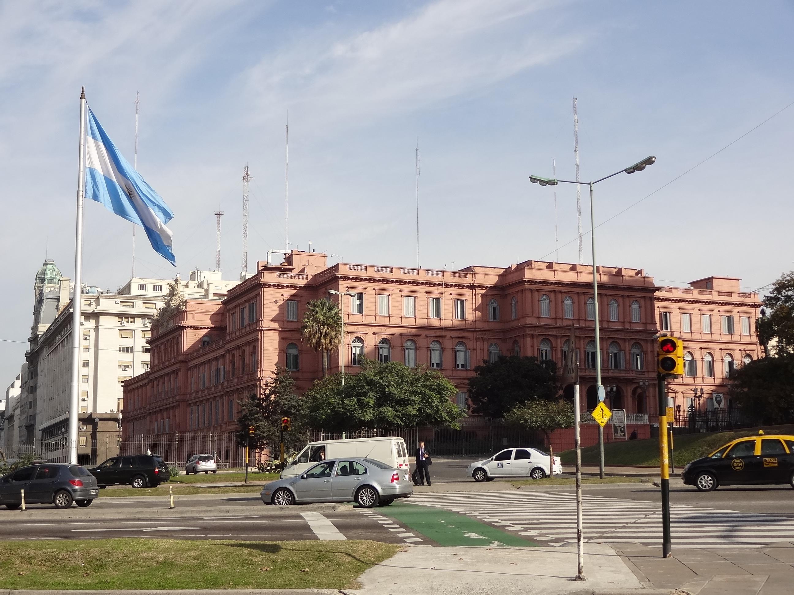 Casa-Rosada-Buenos-Aires-Argentina-Roteiro-Turismo Buenos Aires Roteiro para 1 semana