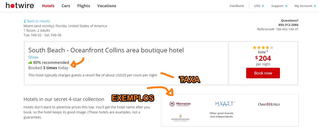 economizar-hotel-hotwire-ESCOLHER-HOTEL Como economizar no hotel com Hotwire (Guia Completo!)