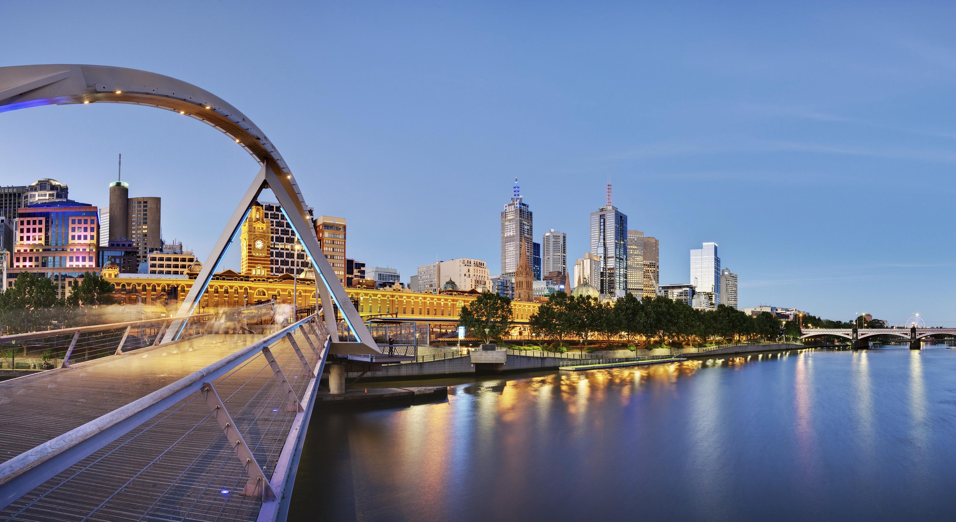 lugares-para-se-viajar-sozinho-melbourne-austrália Os 15 melhores lugares do mundo para se viajar sozinho (a)