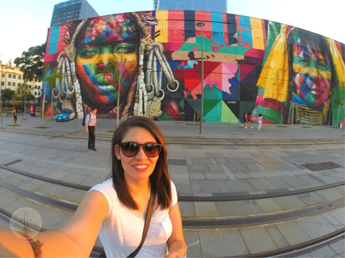 o-que-fazer-no-rio-de-janeiro-mural-etnias-kobra O que fazer no Rio de Janeiro (50 Dicas + Roteiro)