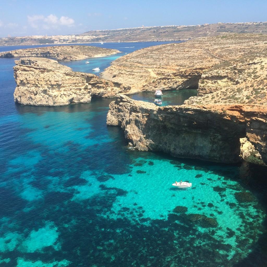 lugares-para-conhecer-em-2016-malta-comino 10 Lugares para conhecer em 2016 (e não em outro ano)
