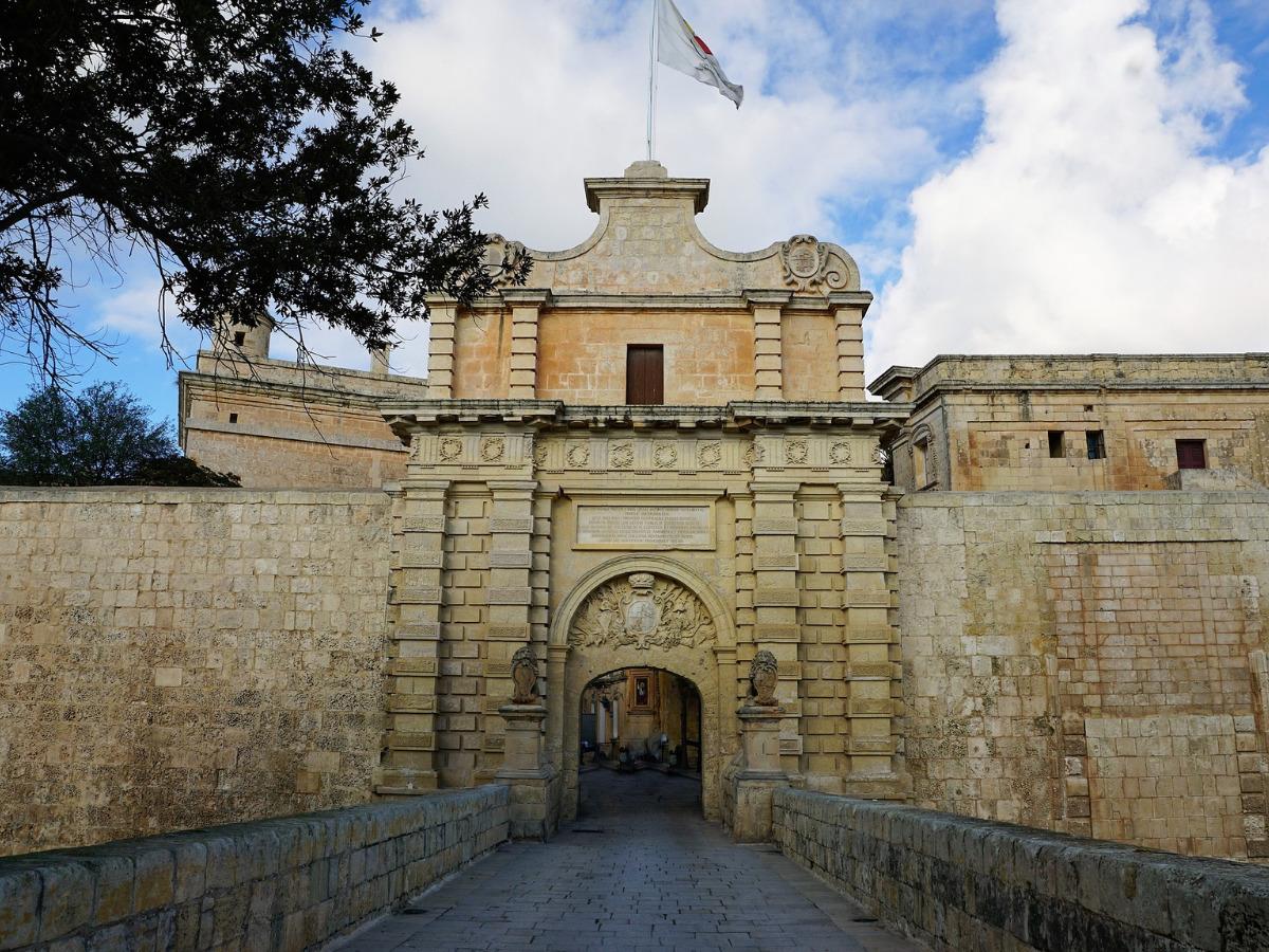 Lugares-de-gravacao-de-Game-of-Thrones-Malta-Mdina Visite os 30 lugares de gravação de Game of Thrones! (tour GOT)