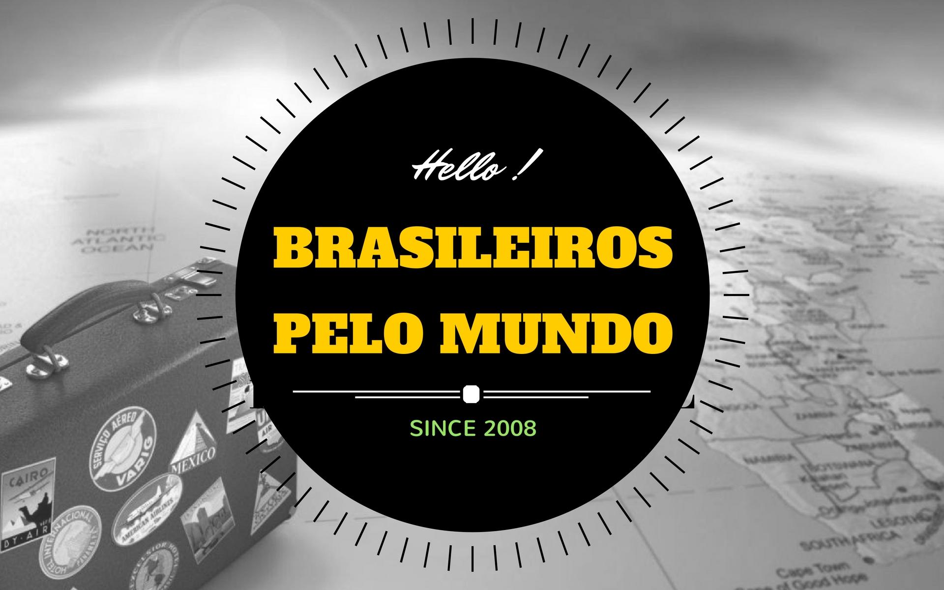 brasileiros-pelo-mundo Como morar fora do Brasil ?