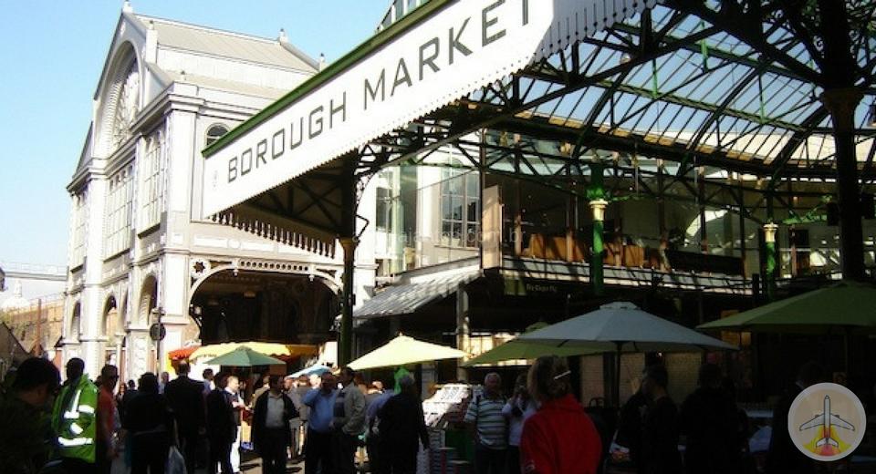 o-que-fazer-em-londres-ate-de-graca-borough-market-2 O que fazer em Londres até de graça (mais de 80 Dicas!)
