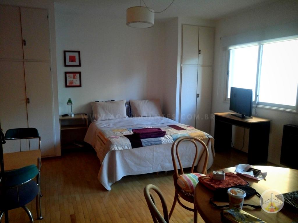 Sozinha-em-Buenos-Aires-e-o-Airbnb-cama Sozinha em Buenos Aires e o Airbnb
