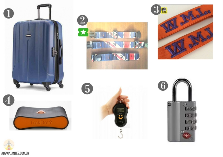 Dicas-de-presentes-para-viajantes-malas-e-acessórios-de-mala-de-viagem 50 Dicas de presentes para viajantes !