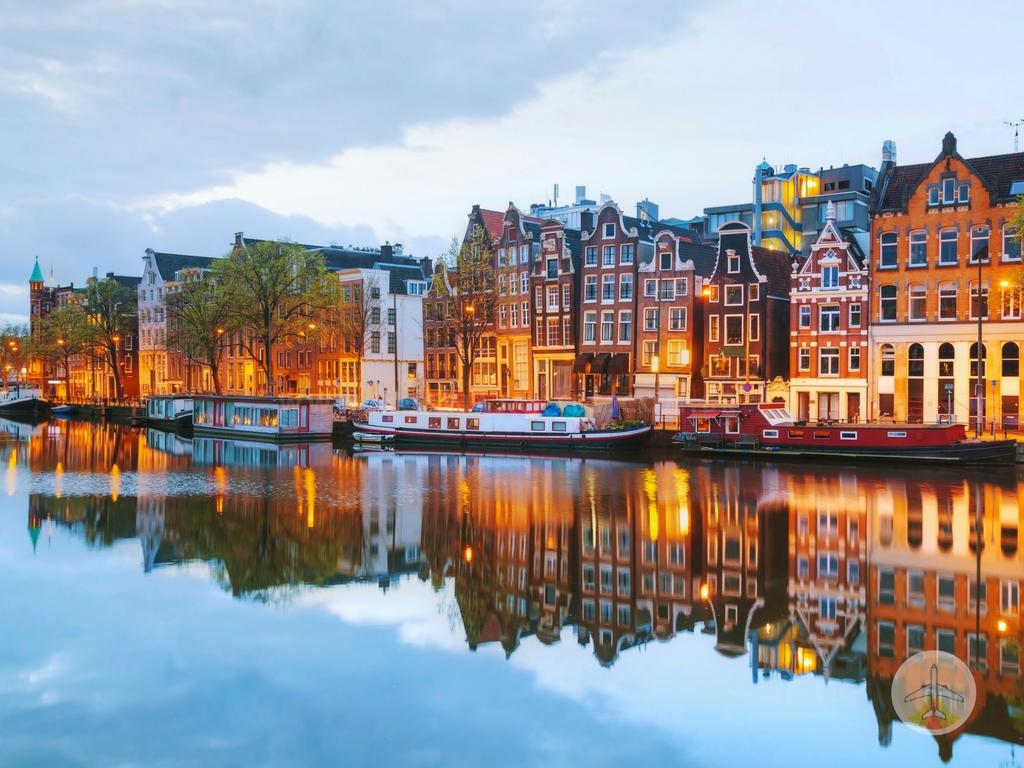 20-Cidades-do-mundo-para-visitar-ao-menos-uma-vez-amsterdam 20 Cidades do mundo para visitar ao menos uma vez na vida