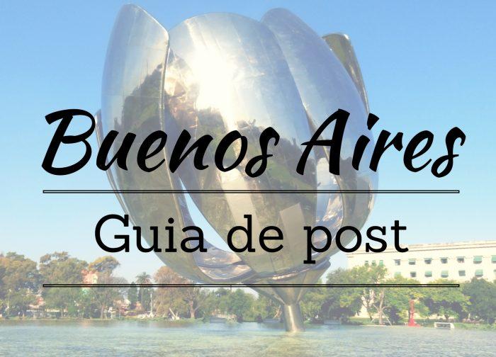 Guia de Buenos Aires – Dicas e Roteiros
