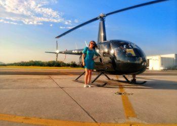 Fiz o passeio de Helicóptero no Rio de Janeiro (o melhor!)