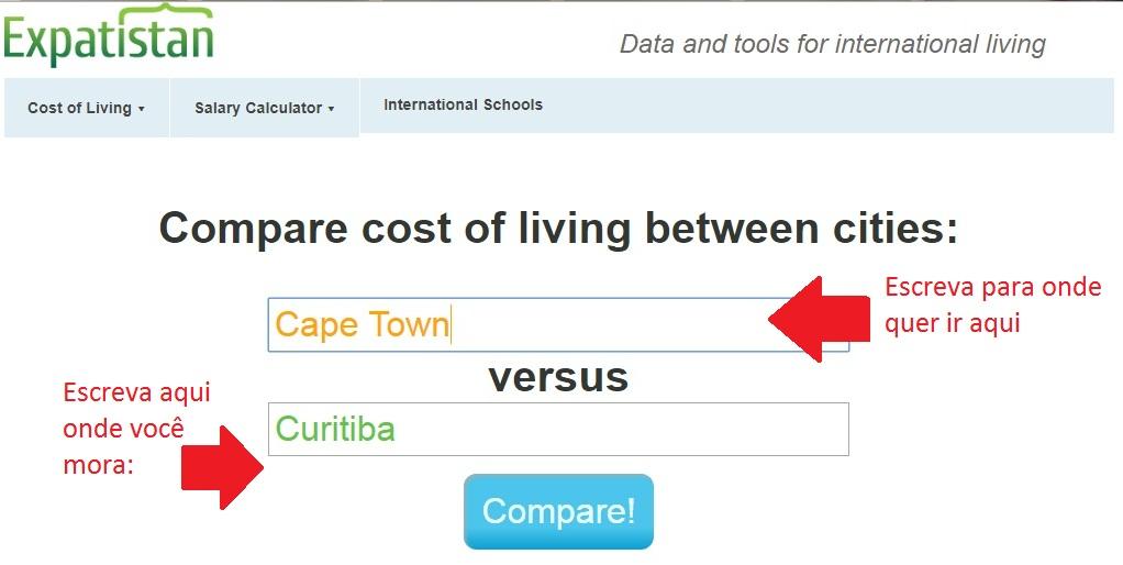 quanto-vou-gastar-na-viagem-site-compara-custos-expatisian-1 Quanto vou gastar na viagem? 4 sites e 1 bonus!