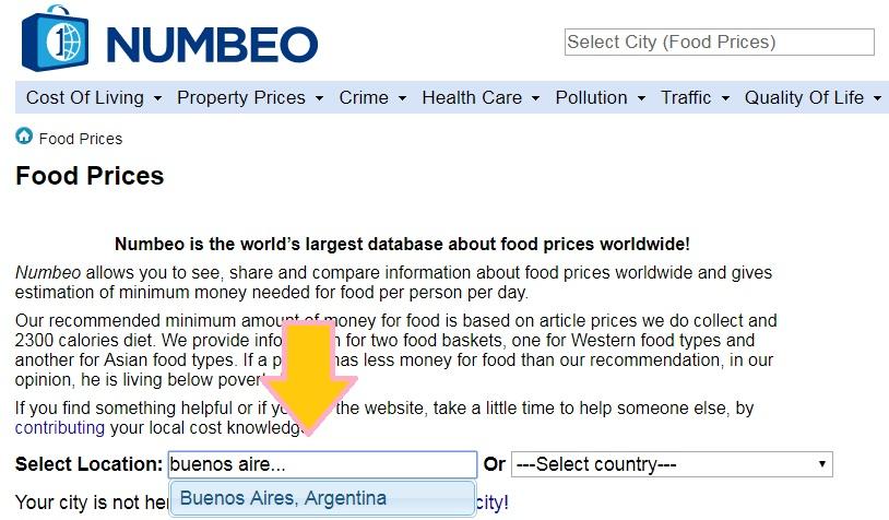 quanto-vou-gastar-na-viagem-site-compara-custos-numbeo-1 Quanto vou gastar na viagem? 4 sites e 1 bonus!