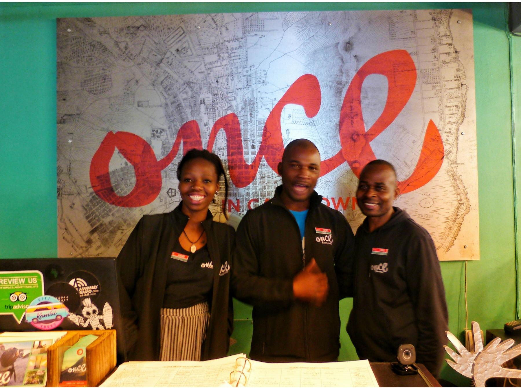 Um-dos-melhores-hostels-da-África-do-Sul-once-in-cape-town-crew Um dos melhores hostels da África do Sul