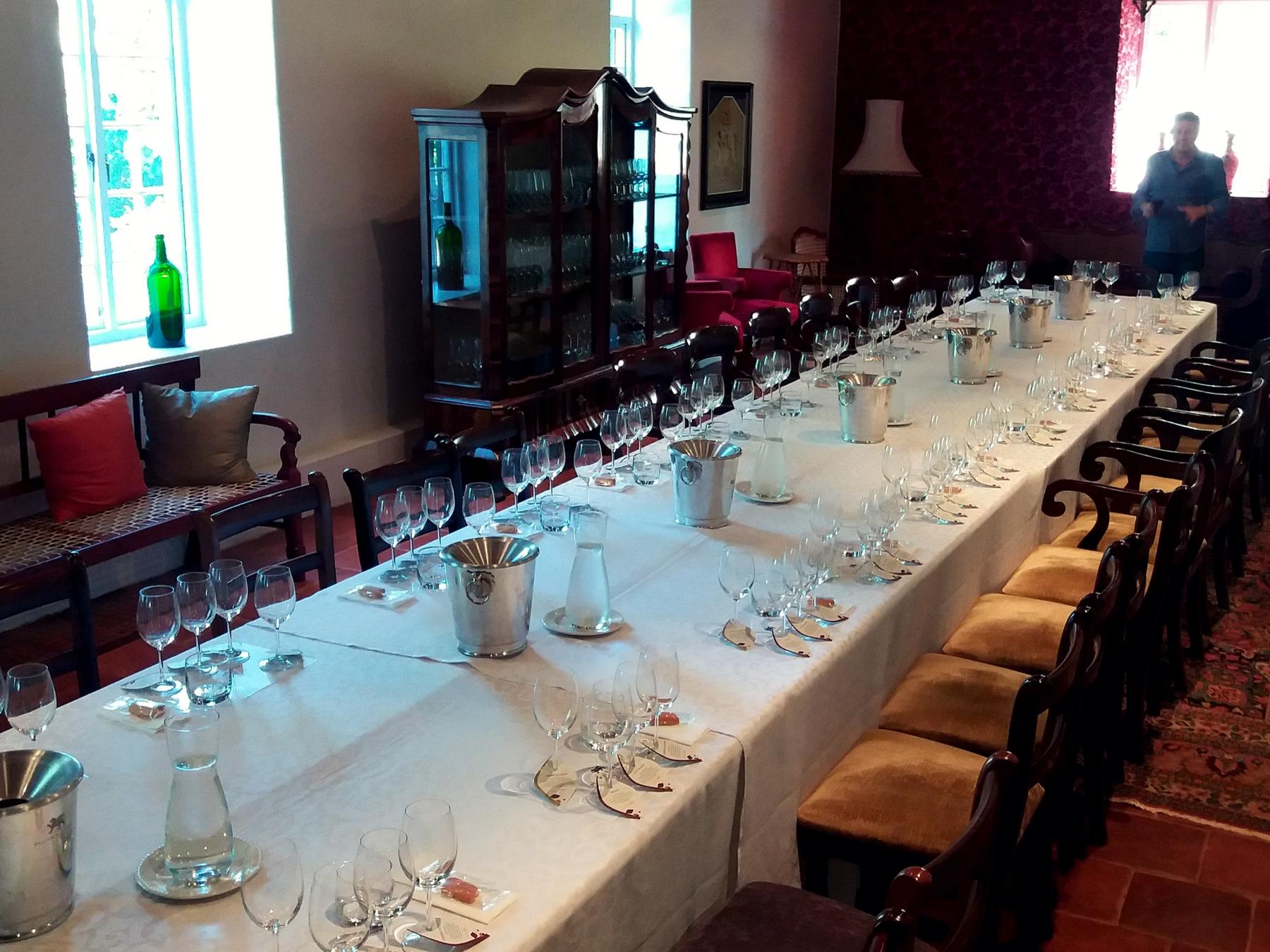 Rota-dos-vinhos-em-Cape-Town-Stellenbosch-e-Franschhoek-plaisir-de-merle-degustação Rota dos vinhos em Cape Town Stellenbosch e Franschhoek