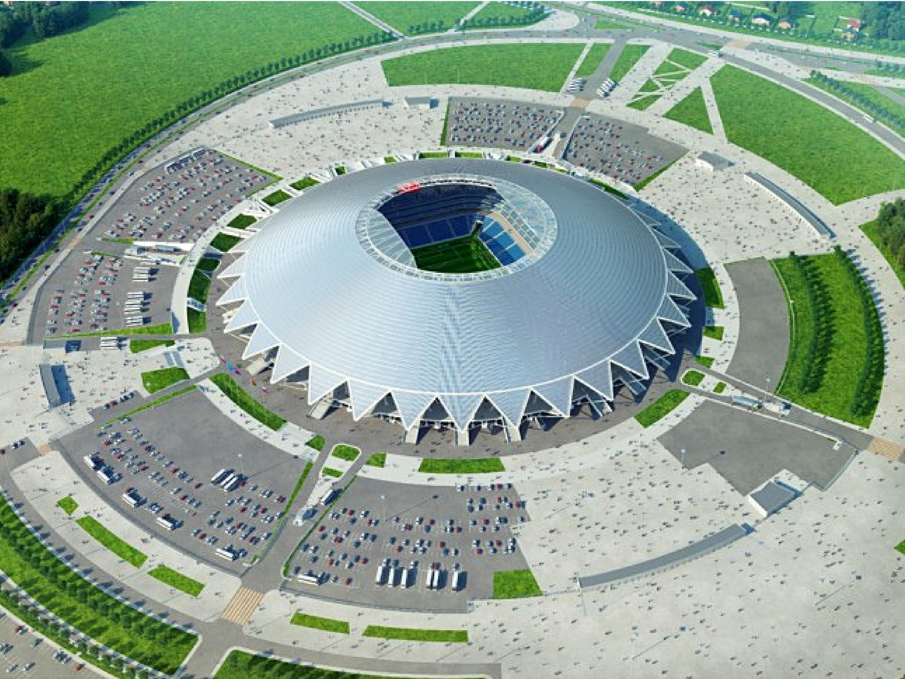 estádios-mais-legais-do-mundo-Calendário-da-copa-Samara Os 20 estádios mais legais do mundo Calendário Copa 2018