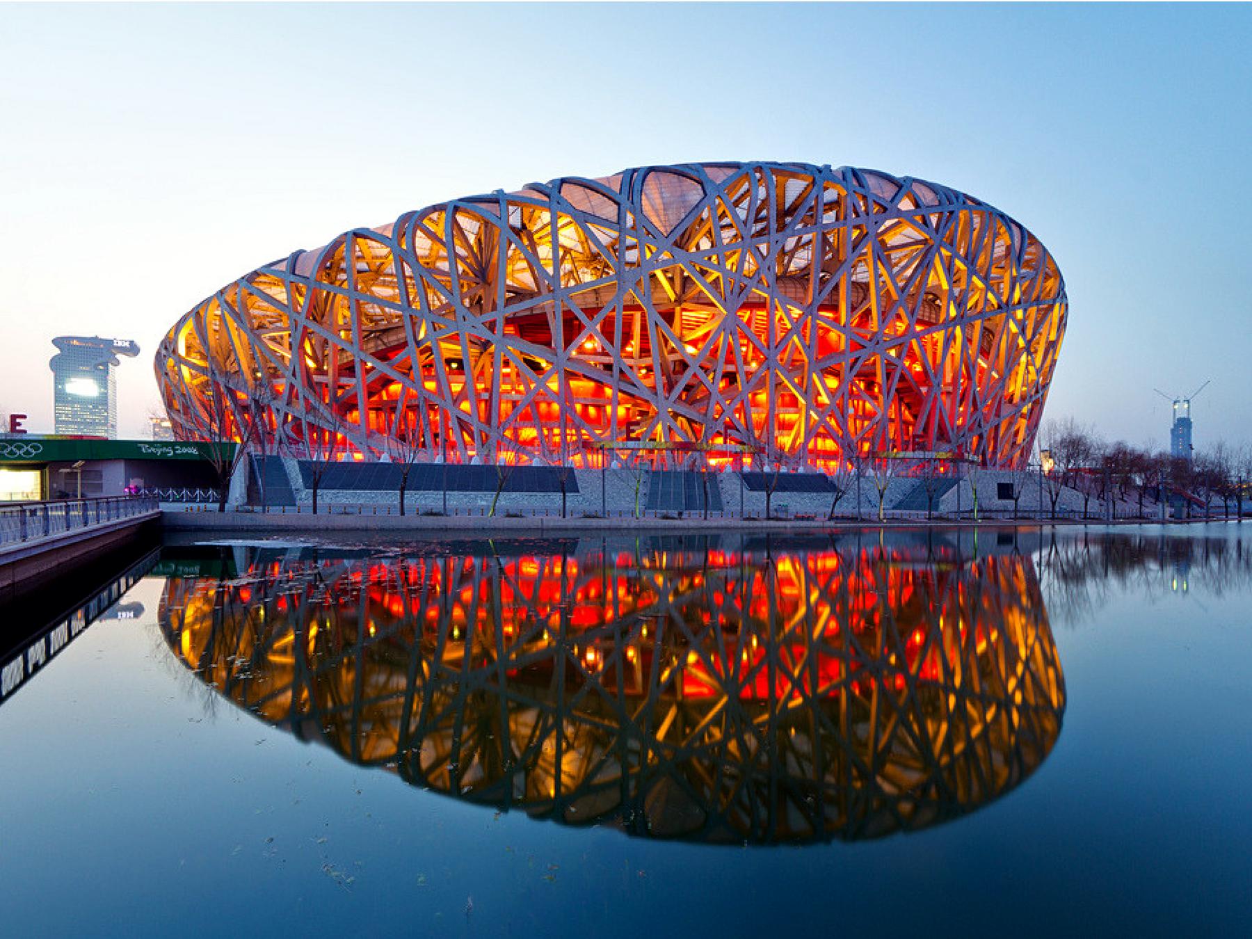 estádios-mais-legais-do-mundo-Calendário-da-copa-ninho-do-passaro Os 20 estádios mais legais do mundo Calendário Copa 2018
