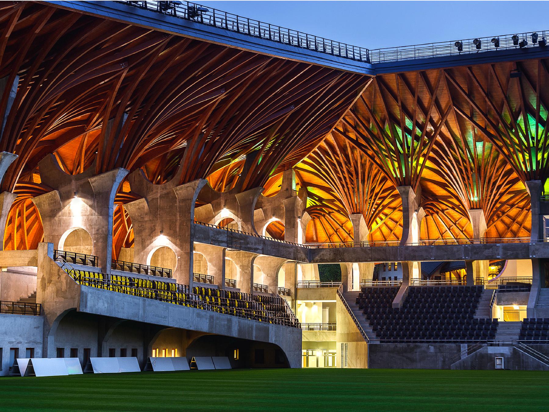 estádios-mais-legais-do-mundo-Calendário-da-copa-pancho Os 20 estádios mais legais do mundo Calendário Copa 2018