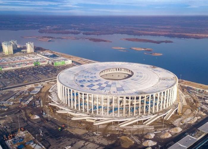 Os 20 estádios mais legais do mundo Calendário Copa 2018