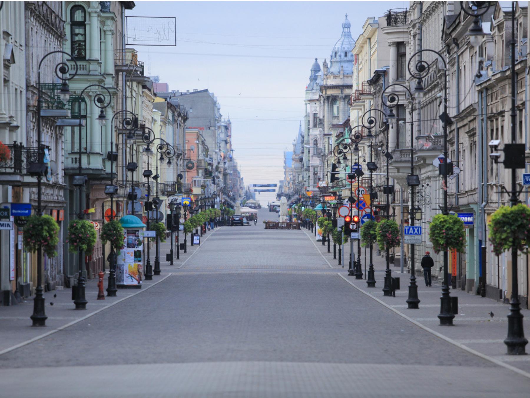 15-melhores-lugares-para-viajar-esse-ano-2019-Lodz 15 melhores lugares para viajar (melhor custo)