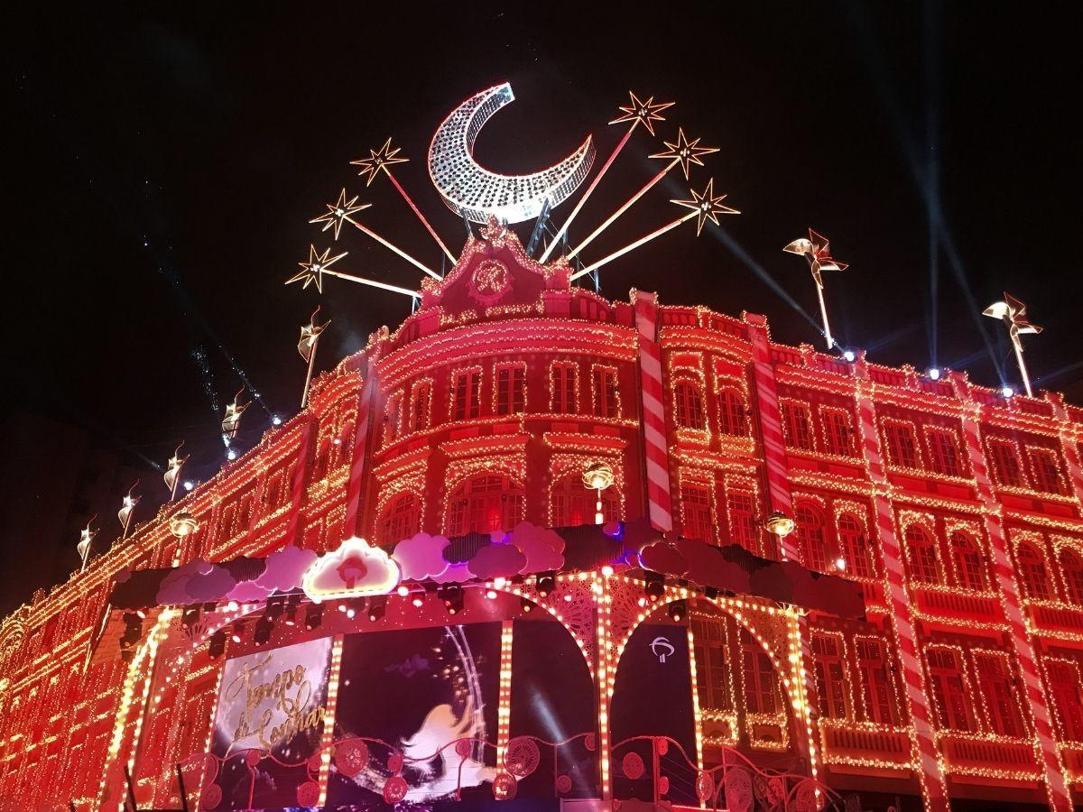 Natal-em-Curitiba-programação-palácio-avenida Tudo sobre o Natal em Curitiba 2020 e Guia