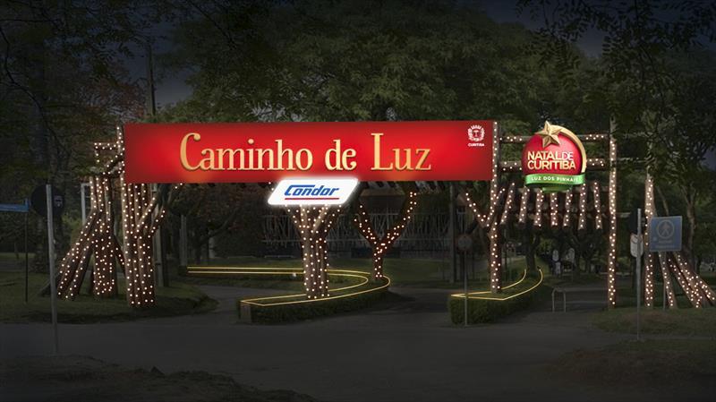 Natal-em-Curitiba-programacao-caminho-de-luz Tudo sobre o Natal em Curitiba 2020 e Guia