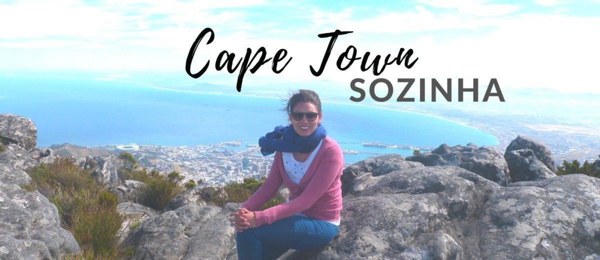 Viajar Sozinha para Cape Town africa do sul
