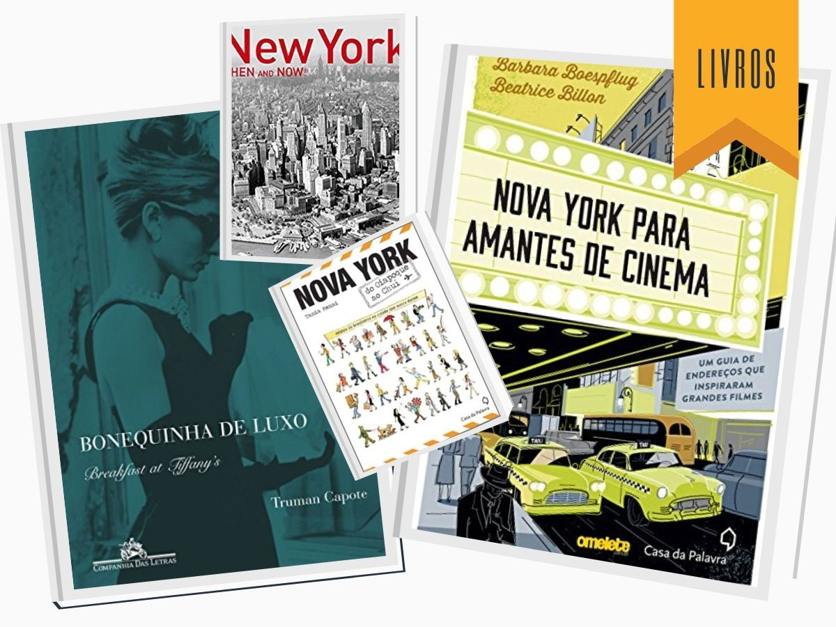 LIVROS-sobre-nova-york 21 dicas pra ir a Nova York sem sair de casa