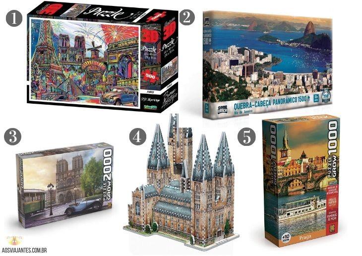 dicas-de-quebra-cabeça-de-viagem 50 Dicas de presentes para viajantes !