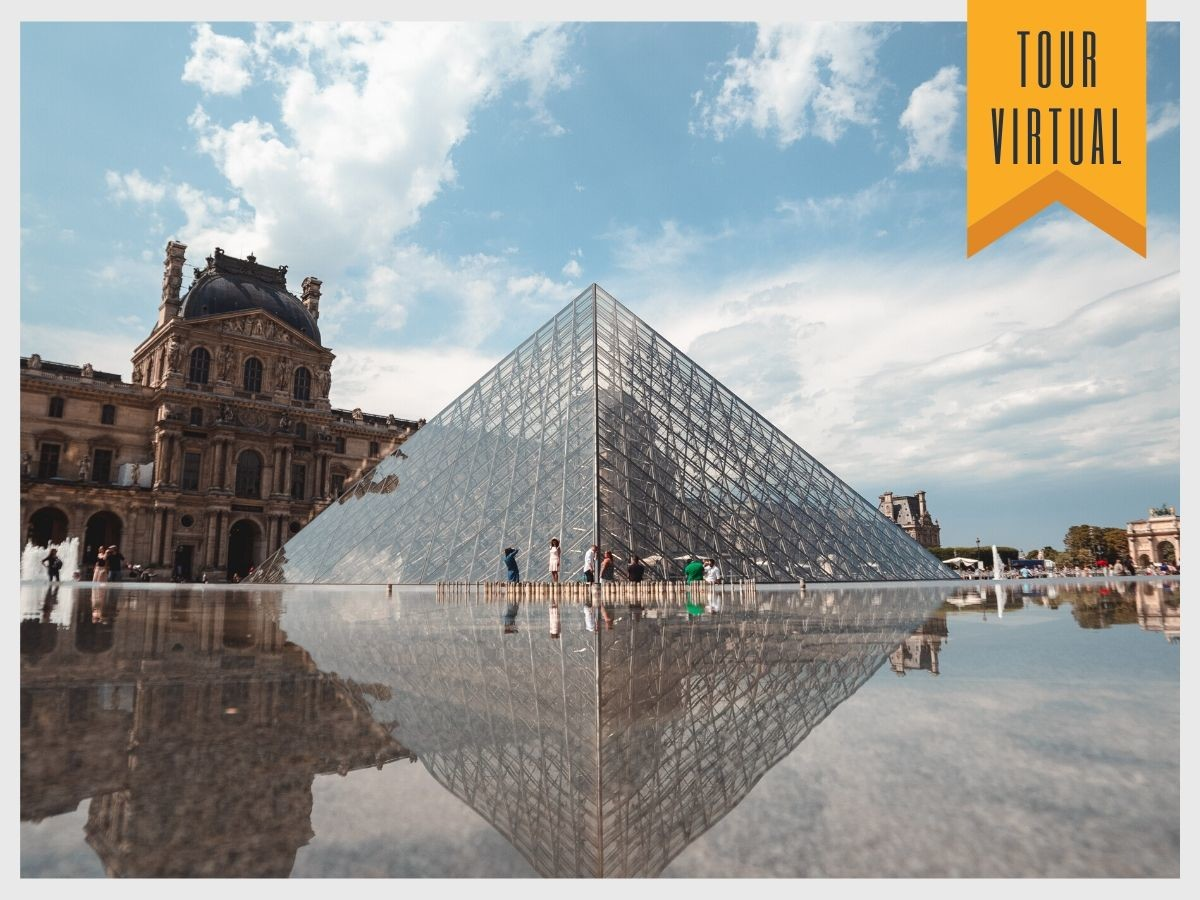 conhecer-paris-de-casa-tour-virtual-louvre 30 dicas para conhecer Paris de casa: de filmes a receitas
